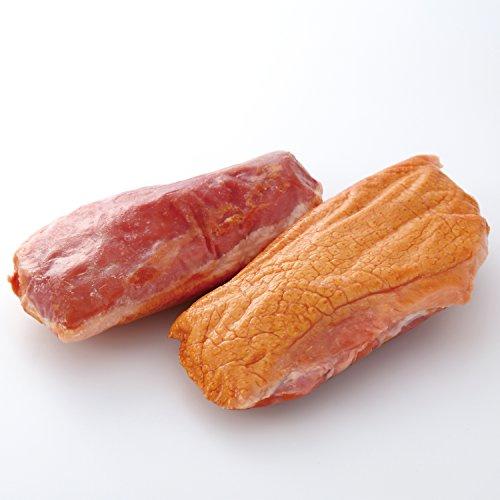 鴨 冷薫 約200g  チェリバレー種 合鴨 胸肉 燻製 スモーク