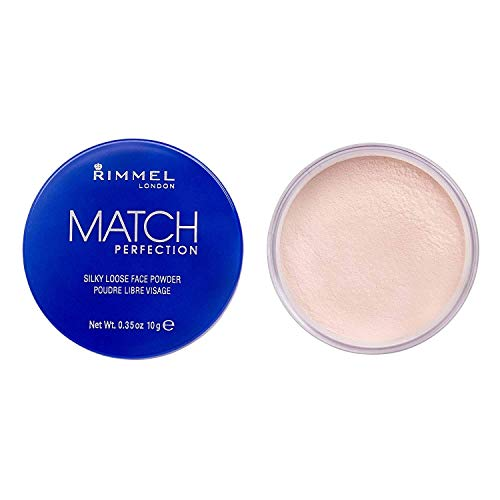 Rimmel London Cipria Trasparente Match Perfection,...