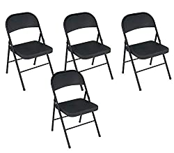 Comfortable small folding chairs