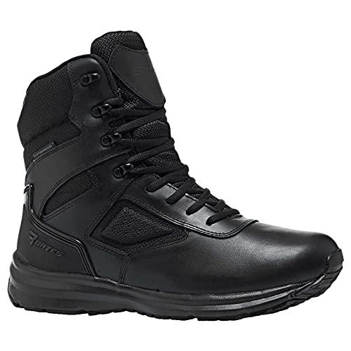 Bates Raide 8in Waterproof Mens - Black - 43 EU