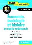 Economie, sociologie, histoire du monde contenporain 1er abbée ECE