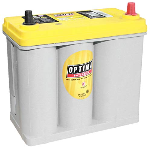 Optima Yellow Top YT R 2,7 J Japan 12V 38AH Batterie