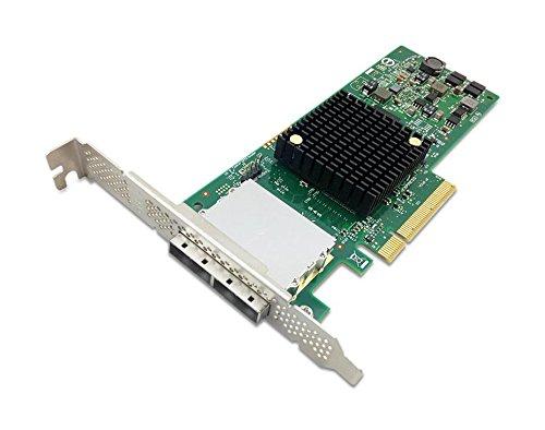 Sparepart: Dell LSI 9207-8e SAS 6Gbps HBA External Controller Customer, 3T6KY (External Controller Customer Kit)