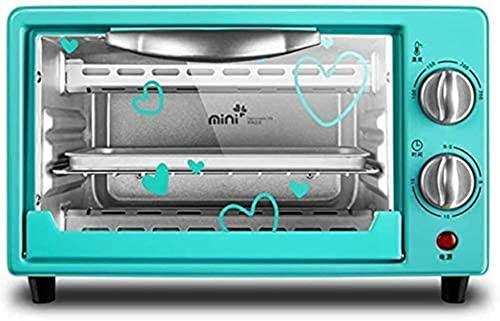 Mini forno elettrico in acciaio inox in acciaio inox forno completamente automatico forno ad alta capacità torta pizza pane tostato pane tostapane tostapane 9L Combi microonde