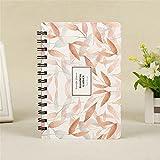 Agenda Semanal Diario Planificador Mensual Calendario Organizador Cuaderno Papelería Diario Kawaii Diario E