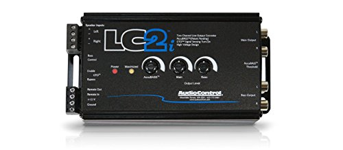 AudioControl LC2i 2 Channel Line Out Converter...
