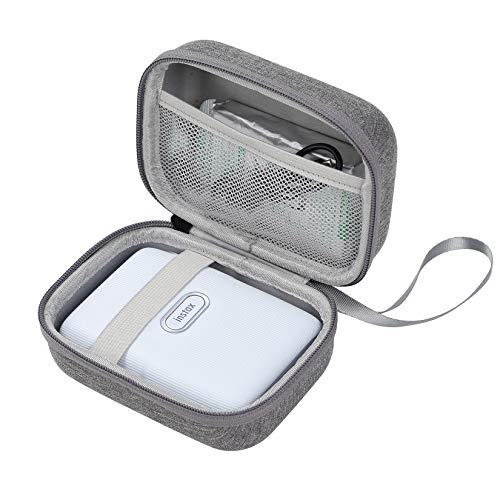 Tasche für instax Mini Link Printer, Hülle für instax Mini LiPlay Sofortbildkamera , sofortbild drucker Case ,Portable Printer Tragetasche, instax Mini liplay Tasche, instax Mini Link Tragetasche