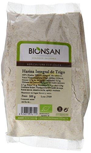 Bionsan - Harina Integral de Trigo - Paquetes de 6