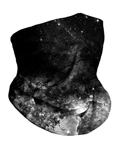 Into the AM Dark Matter Neck Gaiter Face Scarf Mask Bandana Gator