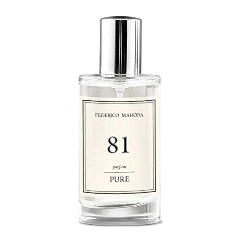 FM 81Parfüm von Federico Mahora Pure Collection für Frauen 50ml...