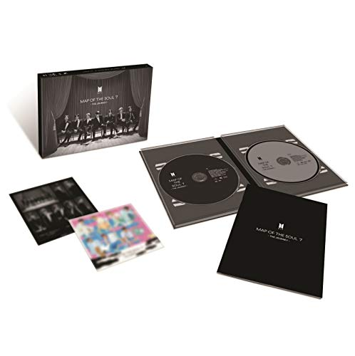 MAP OF THE SOUL: 7 ∼ THE JOURNEY ∼ Limited Edition A (CD + DVD Blu-ray)