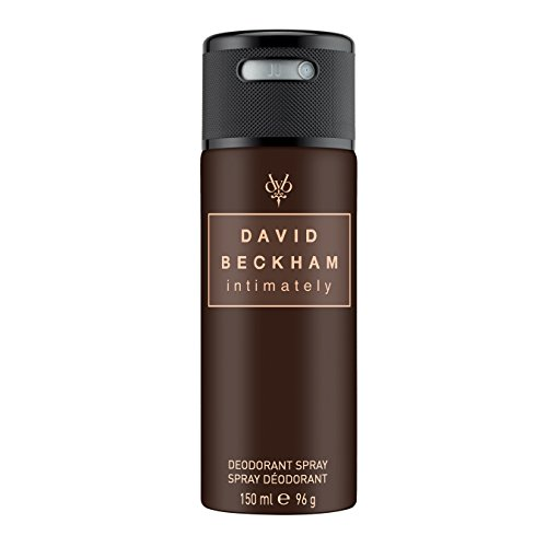 David Beckham Intimately For Him Deodorant Spray 150 ml, 1er Pack (1 x 150 ml)