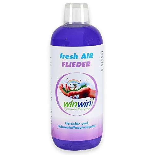 winwin clean Systemische reiniging luchtreiniging concentraat sering 1000 ml I VERBESTE RECEEPTUR I ook zeer geschikt voor ProWin Air Bowl