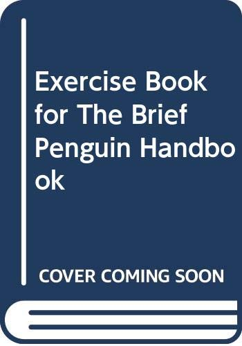 Exercise Book for The Brief Penguin Handbook