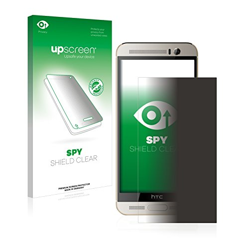 upscreen Pellicola Privacy Compatibile con HTC One M9+ Anti-Spy