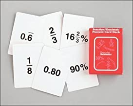 Everyday Mathematics, Grades 4-6, Fraction Decimal Cards (EVERYDAY MATH GAMES KIT)