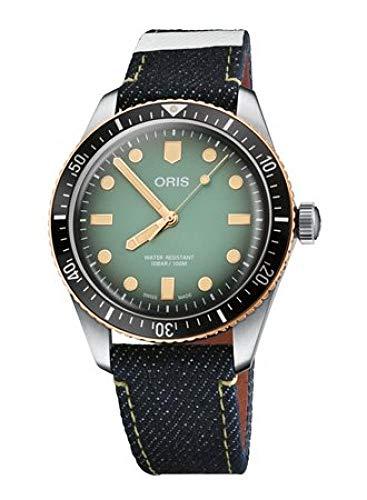 Armbanduhr Oris Unisex 73377074337-SET