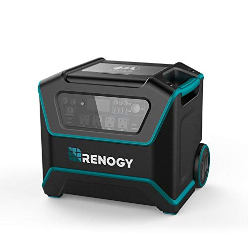 Renogy Lycan Powerbox-Portable Outdoor 1075WH Solar...