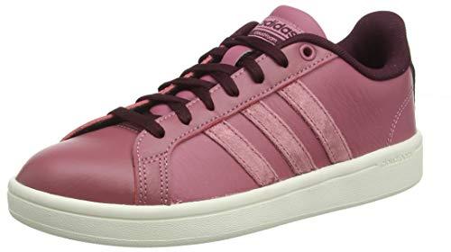 adidas CF Advantage, Zapatillas de Gimnasia Mujer, Marrón (Trace Maroon/Trace Maroon/Maroon), 36 2/3 EU