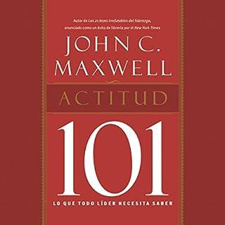 Actitud 101 [Attitude 101] audiobook cover art