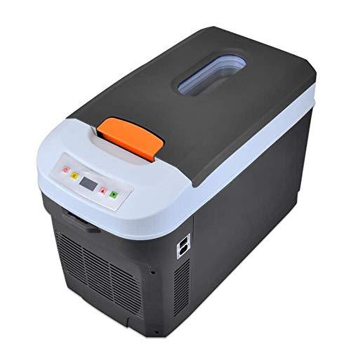 LXYZ Refrigerador eléctrico de Coche Familiar de Doble núcleo de 25 l...