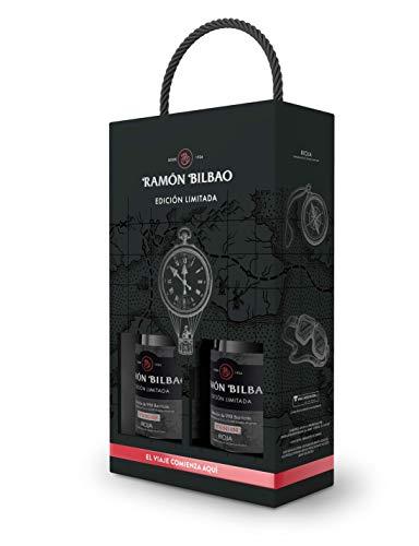 Ramón Bilbao Vino Tinto Edición Limitada - Estuche 2 botellas 700 ml