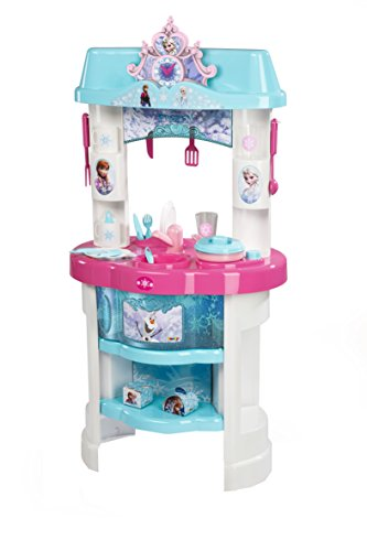 Cocina Frozen de juguete