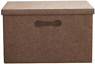 Lpiotyucwh Paniers et Boîtes De Rangement, Boîte de rangement de grande capacité, armoire à tissu, boîte de rangement plia...