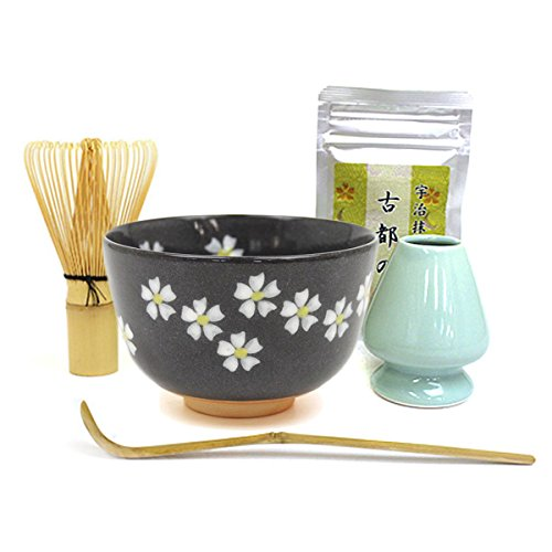Ceremonia de té Matcha Japonesa piezas...