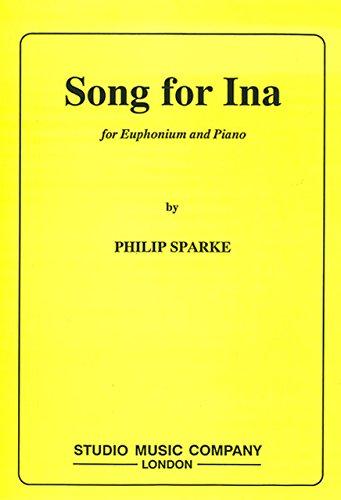 スパーク: イナのための歌/スタジオ・ミュージック社/ユーフォニウム(バリトン)