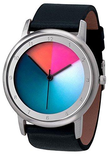 Avantgardia Classic, Armband:schwarz Echtleder
