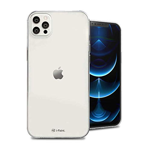 i-Paint Funda Protectora para iPhone 12 Pro MAX 6,7