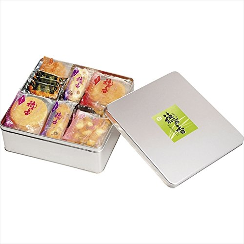 亀田製菓 穂の香10 【あられ 煎餅 せんべい 米菓 缶 おかき 詰め合わせ 和菓子 お菓子 焼き菓子】