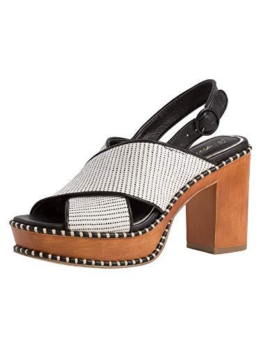 Tamaris Damen 1-1-28323-24 197 Sandalette ANTIslide, Touch-IT