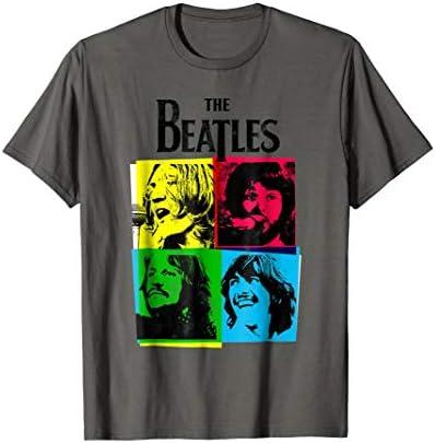 The Beatles CMYK Beatles 2 T shirt product image