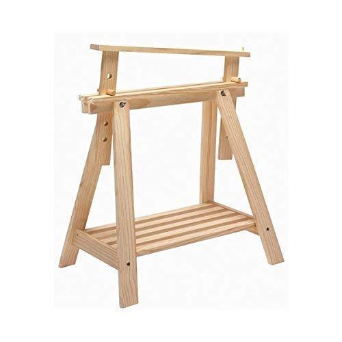 ASTIGARRAGA Kit Line - Caballete Pino Archi Tec de madera, regulable altura,...