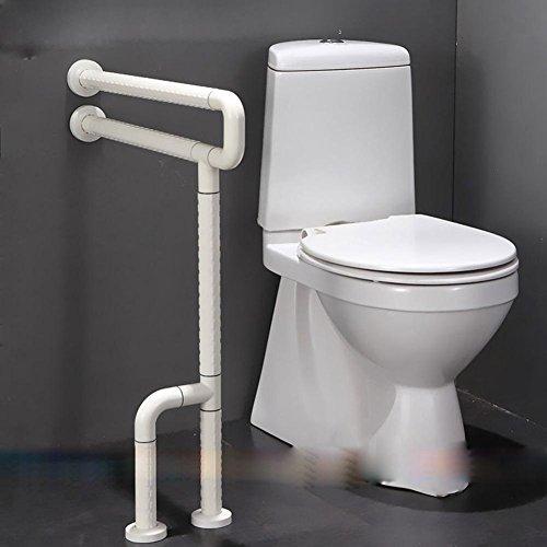 SDKKY Salle de Bain, Toilettes, WC, Main Courante accessibles pour Personnes handicapées, Les Personnes âgées Les Soins médicaux de sécurité Salle de Bain poignée