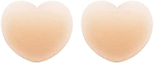MoGist Breathable Anti-lighting Seamless Chest Paste Nipple Cover Bra