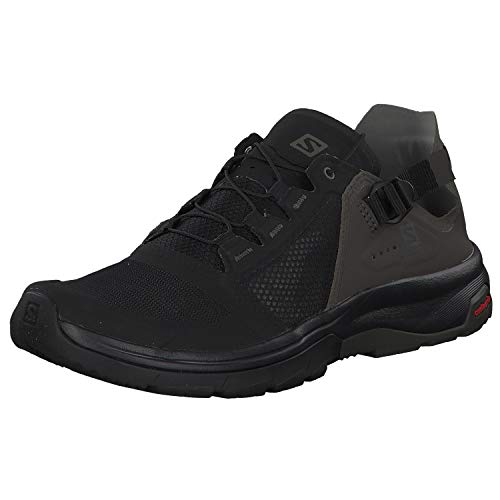 Salomon Techamphibian 4 Chaussures Multi-Fonctions Black