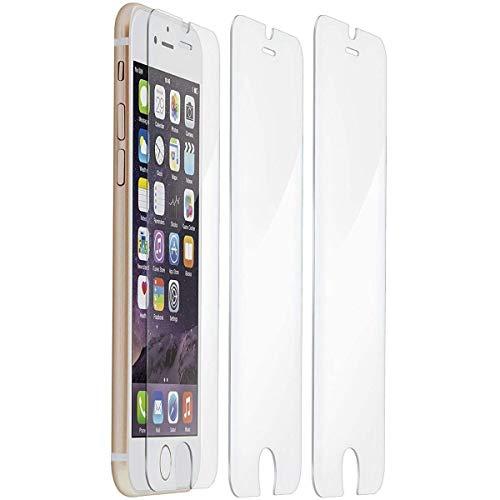Kit 3x Películas de Vidro Temperado para Celular iPhone 7 iPhone 8, Transparentes (3x Unidades)