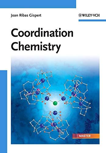 Coordination Chemistry: Master