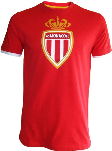 AS MONACO T-Shirt ASM - Collection Officielle Football Club