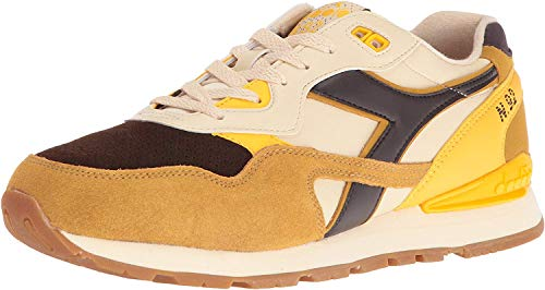Diadora N-92 Skateboarding Shoe, Marzipan Choco Brown, 9 M US