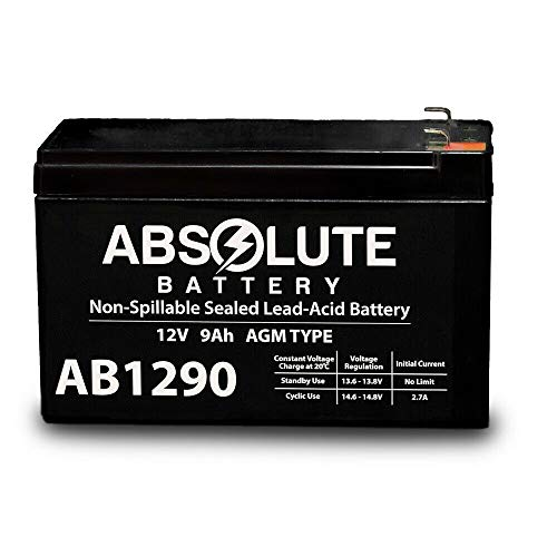 Review AB1290 12V 9AH Battery Black Decker CST1000 String Trimmer & Charger New