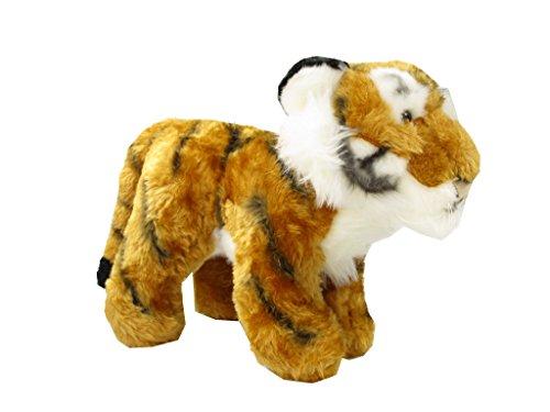 Funny Animal Parade Tigre de Peluche, 25cm, Modelo # 12014