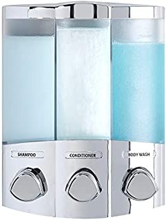 Better Living Products 76344-1 Euro Series TRIO 3-Chamber...