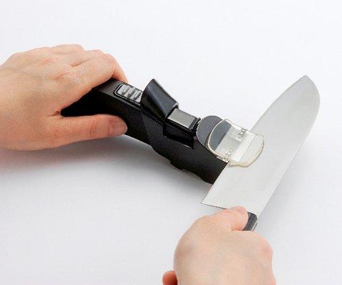 京セラ電動研ぎ器ファインシャープナー金属刃物用【刃物の切れ味がよみがえる】KyoceraSS-30