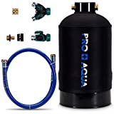 Portable RV Water Softener 16,000 Grain PRO Premium Grade,...