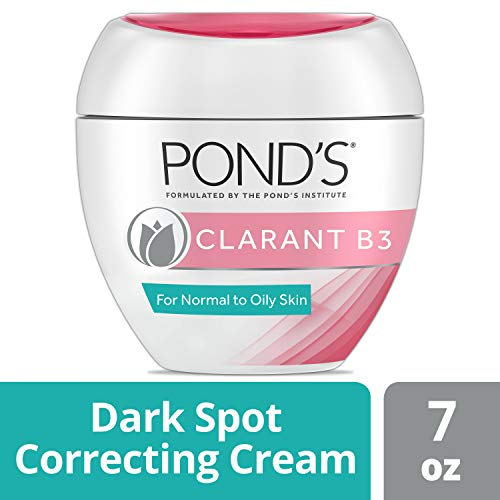 POND'S Clarant B3 AntiDark Moisturizing Cream, For Normal to Oily Skin, 7oz Jars (Pack of 2) by Pond's BEAUTY (English Manual)