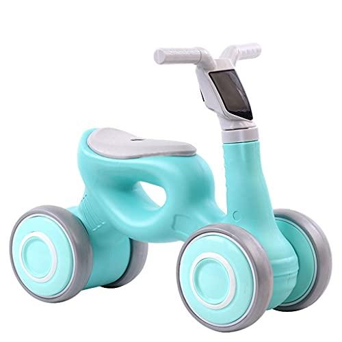 Bicicleta De Equilibrio Para Bebés Para Niños Pequeños, Patinetes Para Montar, Juguetes Para Montar En Bicicleta Para Niños, Andadores Para Bebés, Ayuda Para Aprender A Caminar Para Niños Pequeños